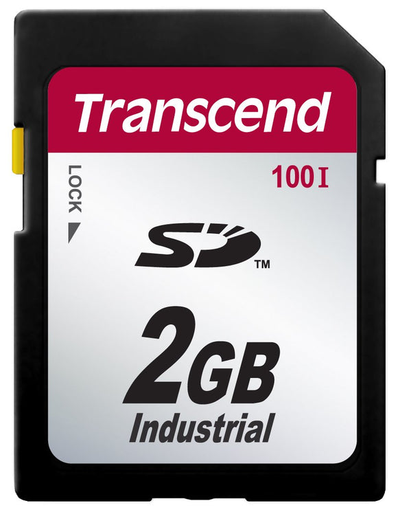 Memory card Transcend Industrial SDHC 2GB CL6