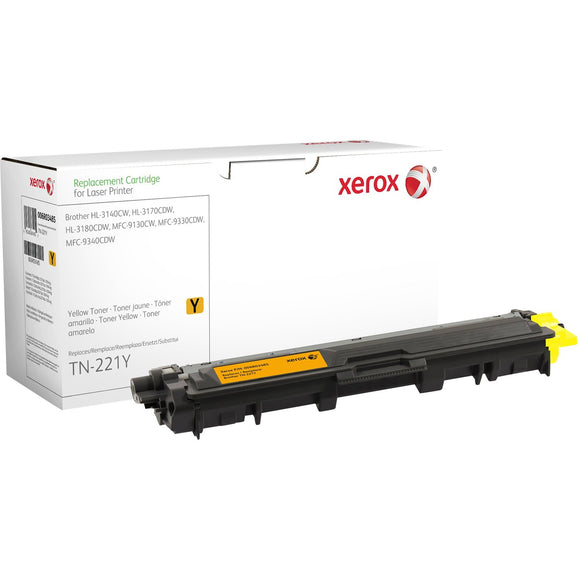 Brother Color Laser Toner for Tn221y,Yellow
