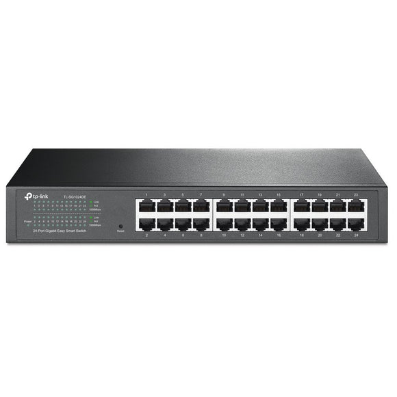 TP-Link 10/100/1000Mbps Gigabit Rackmountable Switch