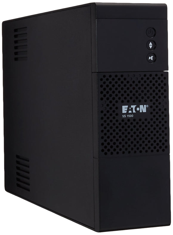 Eaton Electrical 5S1500LCD External UPS, Black