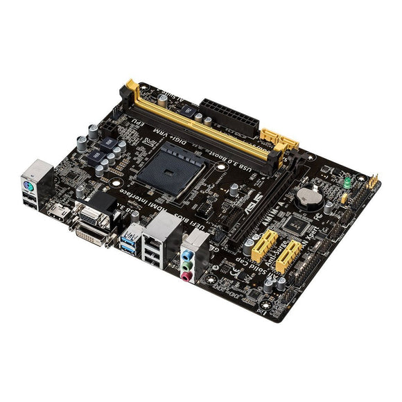 Asus DDR3 1600 AMD Socket AM1 SATA(6Gbit/s) Motherboard (AM1M-A)