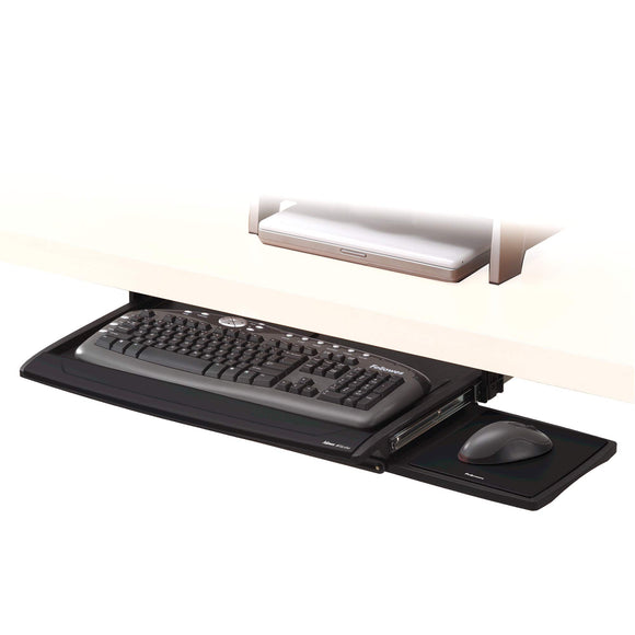 Fellowes Office Suites Deluxe Keyboard Drawer, 2.5