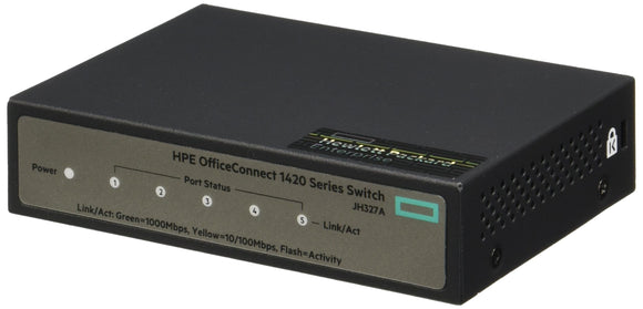 HPE OfficeConnect 1420 5G Switch Model JH327A#ABA