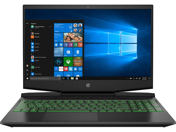 HP Pavilion Gaming 15- Inch Laptop, Core i5-9300H, 8 GB, 1TB+128 GB SSD, Win 10 Home, Shadow Black, 7EG45UA#ABL, 15-dk0007ca