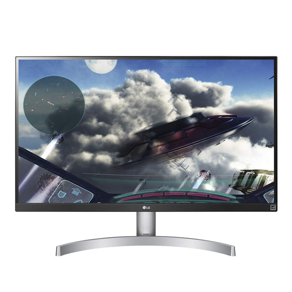 LG 27UK600-W 27 Inch 4K UHD IPS LED Monitor with HDR 10