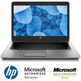 "HP HP840G1R012 14"" EliteBook 840-G1 - Recertified (Black)"