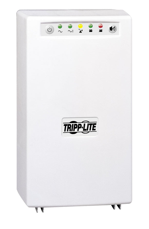 Tripp Lite SMART1200XLHG 1000VA 750W UPS Smart Tower Hospital Medical AVR 120V USB DB9, 4 Outlets