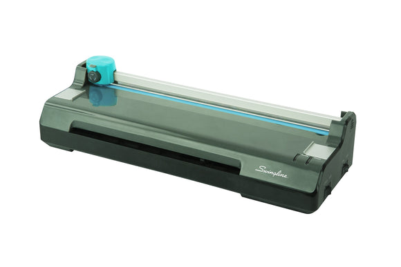 Swingline 6447492121 2-1 Laminator and Trimmer Combo, 9