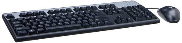 Usb Bfr-Pvc Us Keyboard/Mouse Kit