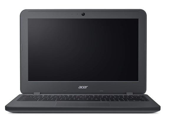 Acer Chromebook 11 N7, Chrome OS, Intel Celeron N3060, 16GB Emmc, 11.6 inch IPS LCD, 802.11ac + BT, HD Camera, C731T-C5B8-CA