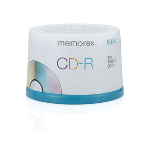 Memorex CD-R 80 Min Multipack 4