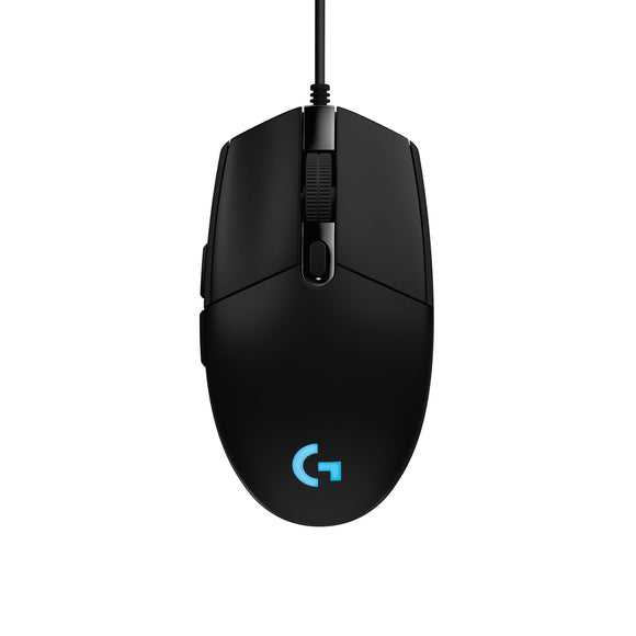 Open Box Logitech G203 Prodigy Wired Gaming Mouse, Black (910-004842)