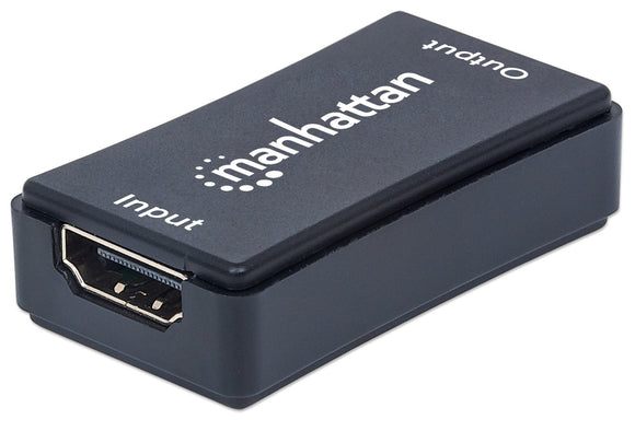 MANHATTAN HDMI Repeater/HDMI Signal Repeater (Playing 1080P Video and Lossless Audio Up to 40M) 207447