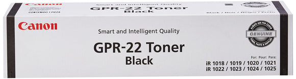 Toner Cartridge - Black - Ir1023