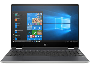 "HP Pavilion 15"" x360 Touchscreen Laptop (Intel Core i5-10210U, 8 GB DDR4, 512 GB SSD, Win 10 Home, Touch, Silver) 15-dq1010ca"