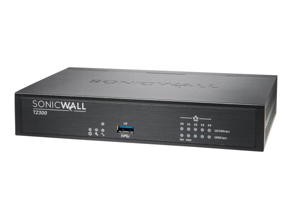 Dell SonicWALL  TZ300 2Year Upgrade Plus Total Secure (01-SSC-0575)