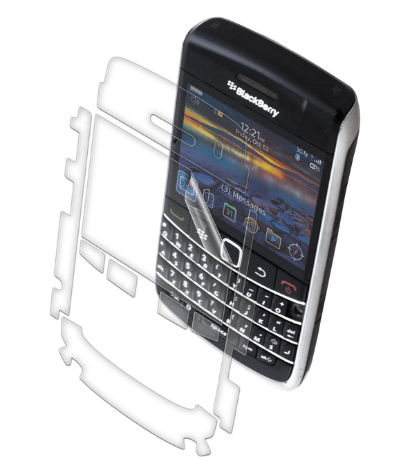 Open Box ZAGG BLKBRY9020S InvisibleShield for BlackBerry Bold 9700, Screen (Clear)