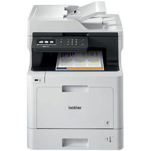 Brother MFCL8610CDW Wireless Color Photo Printer with Scanner, Copier & Fax