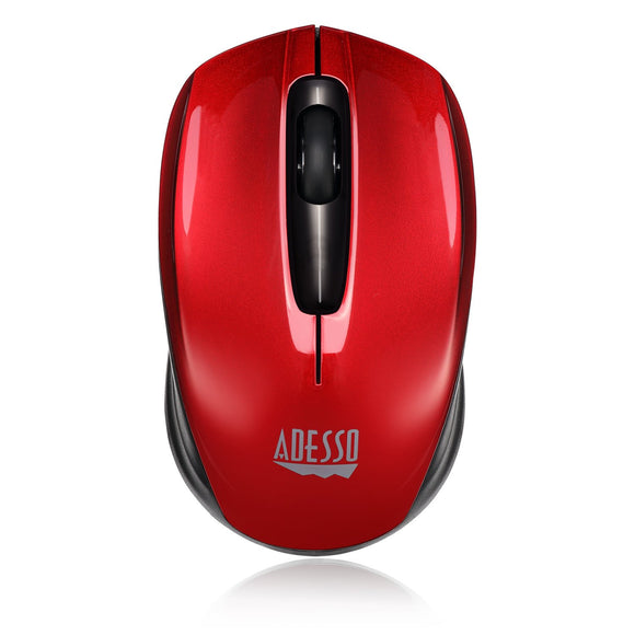 Adesso Ergonomic iMouse S50 - Wireless Optical Mouse