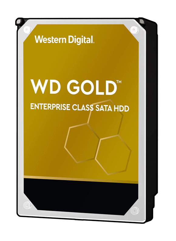 WD Gold 4TB Enterprise Class Internal Hard Drive - 7200 RPM Class, SATA 6 Gb/s, 256 MB Cache, 3.5