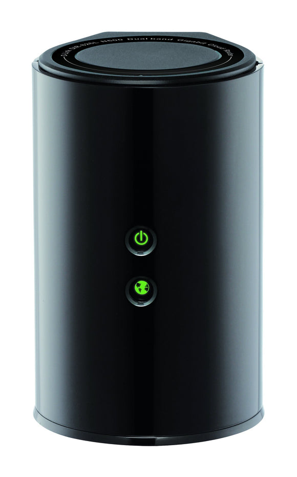 Open Box D-Link Wireless N 600 Mbps Home Cloud App-Enabled Dual-Band Gigabit Router (DIR-826L)