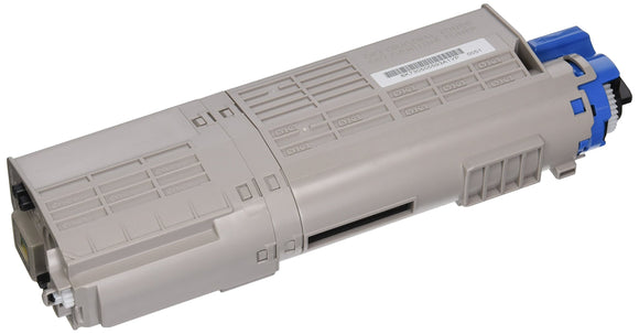 OKIDATA 46490601 6K Yellow High Capacity Toner