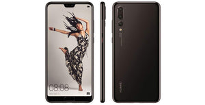"Huawei P20 128 GB Smartphone - 5.8"" Full HD - Android 8.1 Oreo - 4G - Bar - SIM-free - 24 Megapixel Front Camera / 12 Megapixel Rear Camera - Near Field Communication"