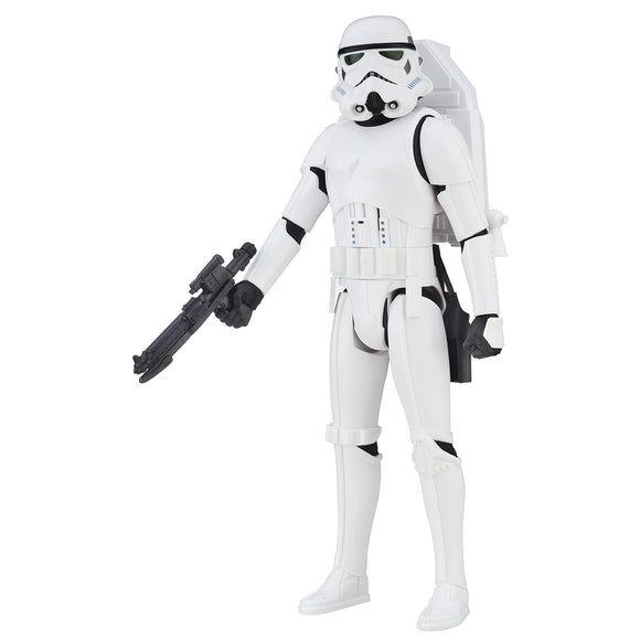 Star Wars S1 Hero Series Interactive Figure - French