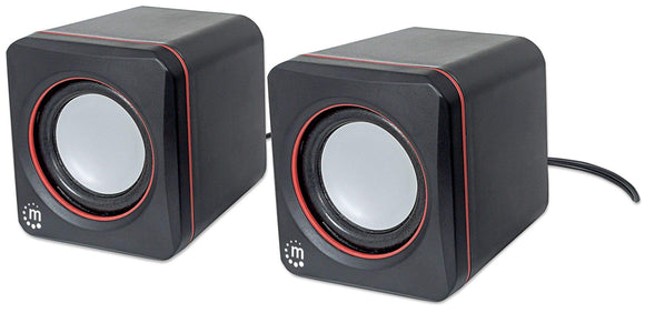 Manhattan 2600 Series 161435 USB Speaker System
