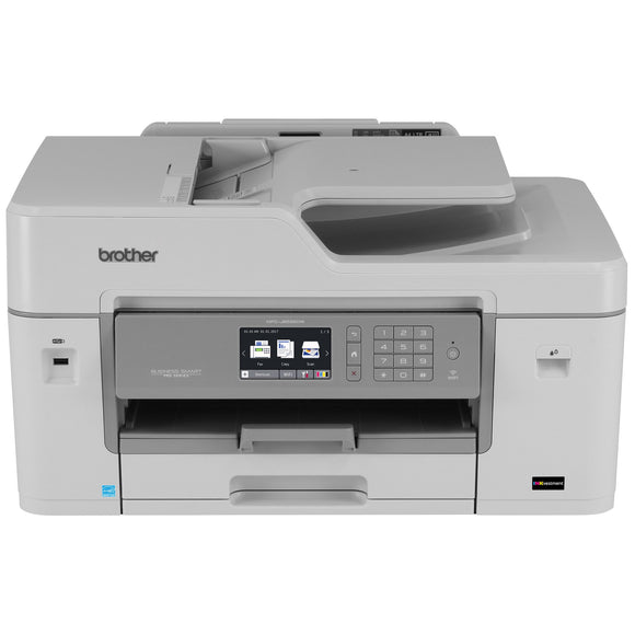 Brother MFCJ6535DW Wireless Color Photo Printer with Scanner, Copier & Fax