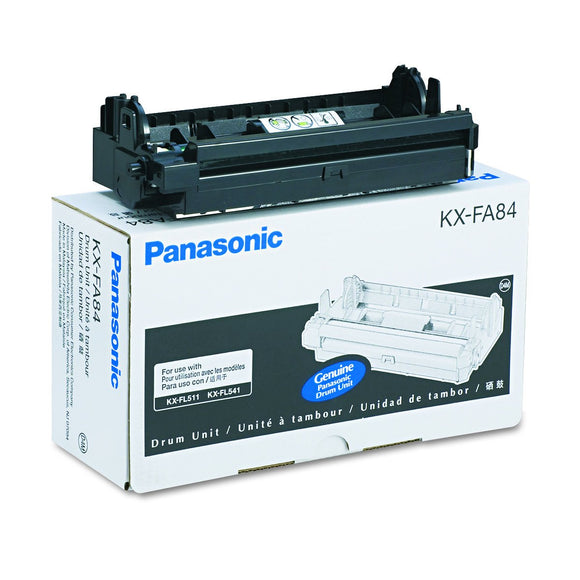 Panasonic Kx-Fa83 Fax Drum Cartridge for Use in Models Kxfl511 Kxfl541 Kxfl611 K
