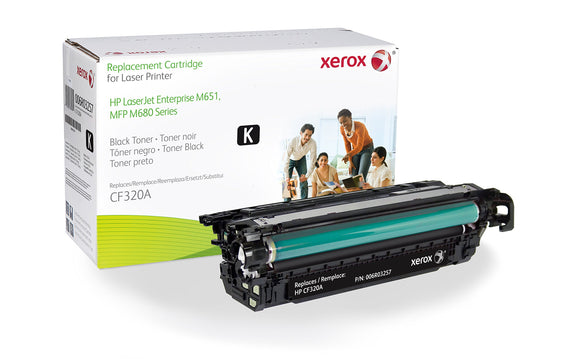 Xerox 6R3257 Toner Cartridge, Black