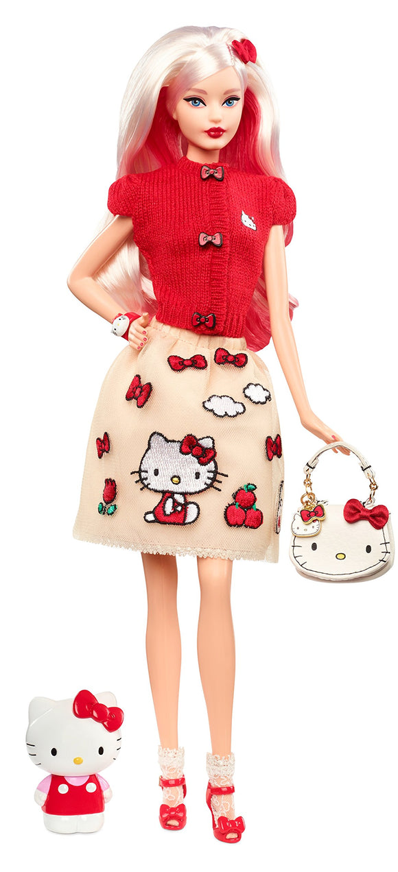 Barbie Collector Hello Kitty Doll