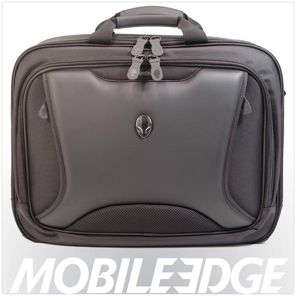 Mobile Edge ME-AWMC2.0 17.3-Inch Alienware Orion Checkpoint Friendly Messenger Bag (Black)