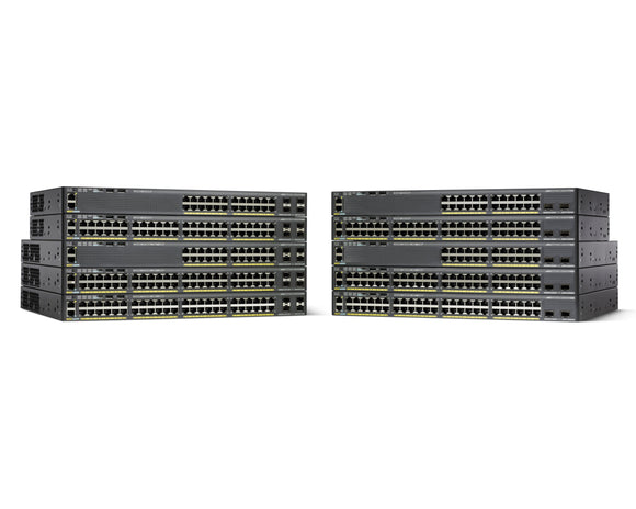 Cisco Catalyst 2960X-24PS-L Ethernet Switch (WS-C2960X-24PS-L)