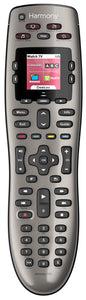 Refurbished Logitech Harmony 650 Infrared All in One Remote Control, Universal Remote Logitech, Programmable Remote (Silver)
