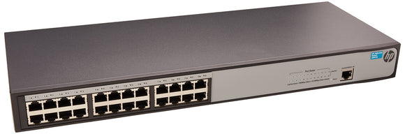 HPE Networking BTO JG913A#ABA 1620-24G SWITCH