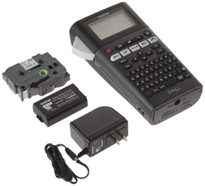 Brother Pth300Li RechargeableTake-It-Anywhere Labeler