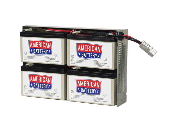 RBC11 Replacement Batterycartridge by American Battery Co