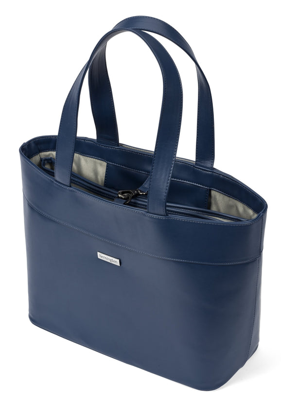 Open Box Kensington LM650 15-Inch Laptop Tote, Navy (K62616WW)