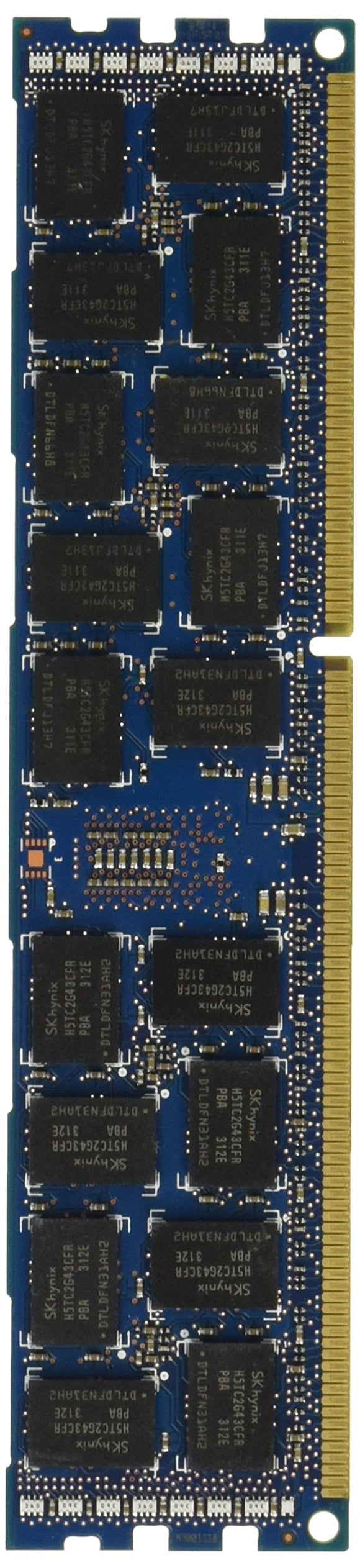 8gb Ddr3-1600mhz 240pin Rdimm Dual Rank Factory Original