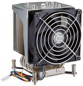 Supermicro 4U Active CPU Heatsink Cooling for X9 UP/DP Systems SNK-P0050AP4
