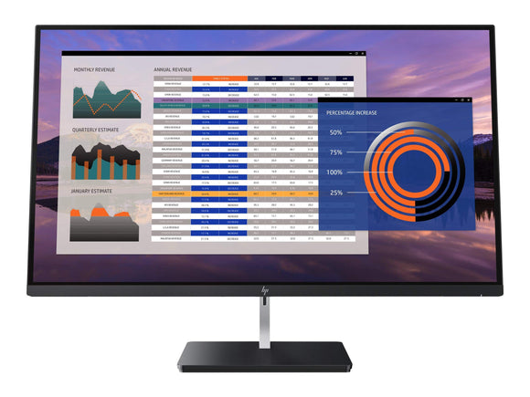 HP EliteDisplay LED-Backlit LCD Monitor 27