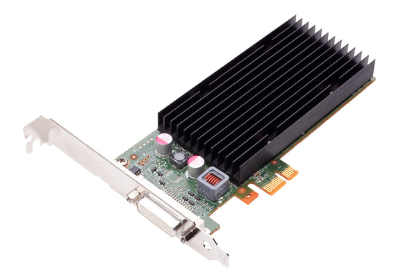 Nvidia Nvs 300 by Pny 512Mb GDDR3 PCi Express Gen 2 X1 Dms-59 to Dual Dvi-I Sl Or Vga Profesional Business Graphics Board VCNVS300X1-PB