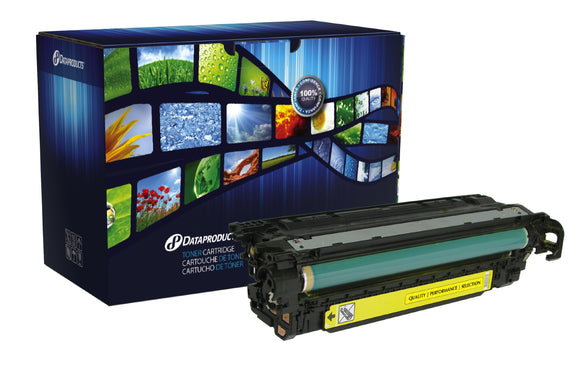 Dataproducts DPCM551Y Remanufactured Toner Cartridge for HP 507A (Yellow)