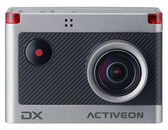 ACTIVEON DX Action Camera and Camcorder