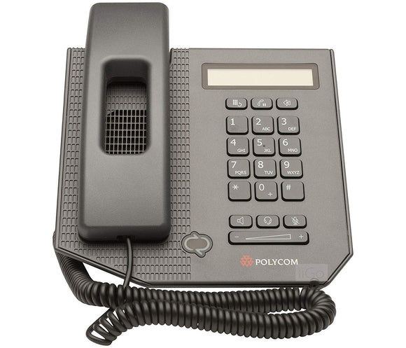 POLYCOM - IMBUYBACK POLYCOM - IMSOURCING 2200-32530-025 CX300 DESKTOP PHONE