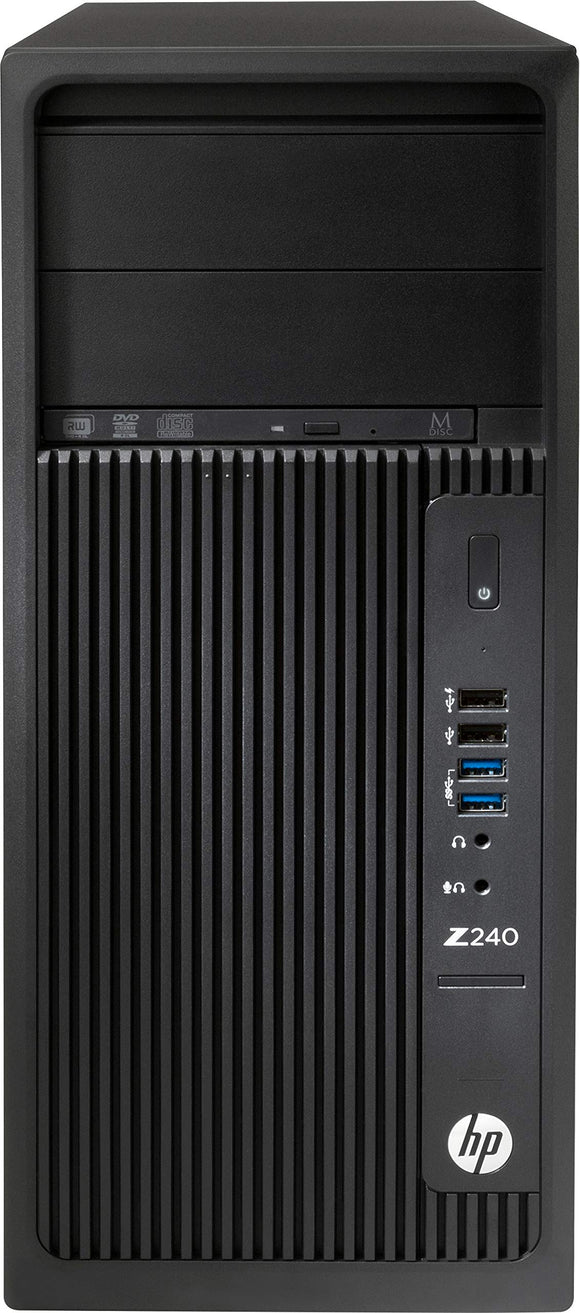 HP Z240 2TF24UTABA Tower Desktop