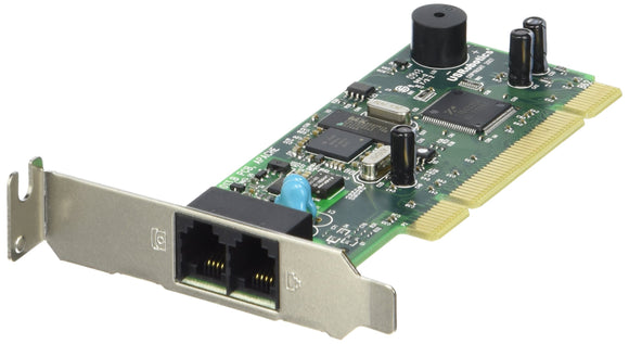 U.S. ROBOTICS USROBOTICS V.92 LOW PROFILE PCI MODEM