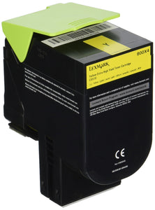 Cx510 Yellow Extra High Yield Toner Cartridge